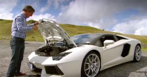 Lamborghini Suit Fifth Gear Lamborghini Aventador Roadster Review