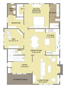 floor plan of a bungalow house bungalow house plans bungalow company