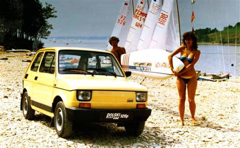 Polski Fiat Polski Fiat 126p Fl 126 1984 94