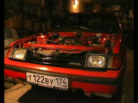 how cars engines work 1982 toyota celica on board diagnostic system 1982 toyota celica ta60 engine start youtube