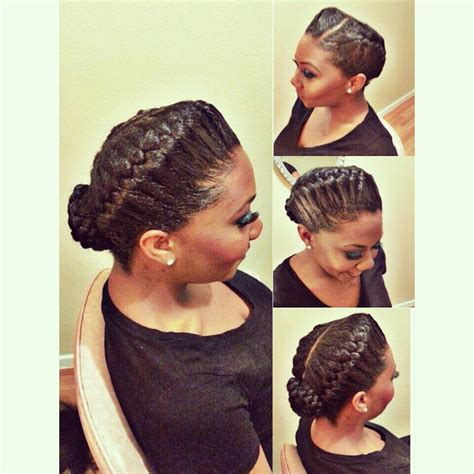 goddess braids hairstyles for black women goddess braids for black women short hairstyle 2013