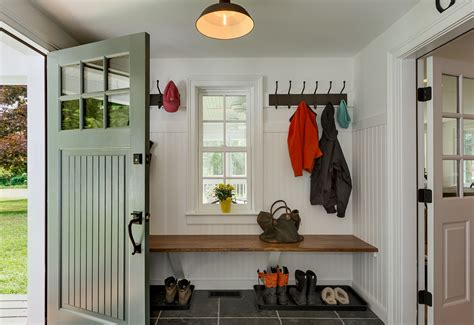 Mud Rooms by On The Drawing Board 8 Mudroom Entries