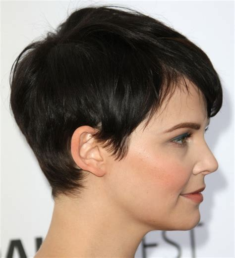 photos of the back of a pixie haircut side and back view of pixie haircuts