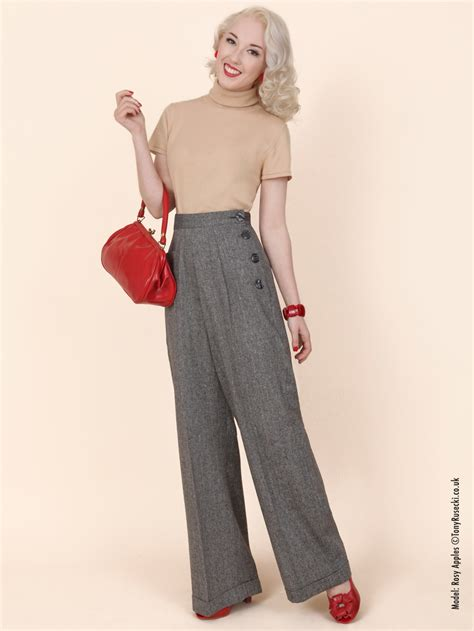 the swinging suits 23 creative 1940s womens fashion pants playzoa com