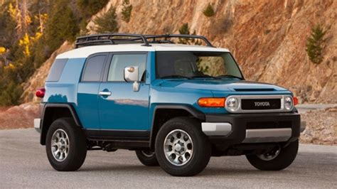 toyota jeep models two toyota models reach top 10 cheapest suvs list