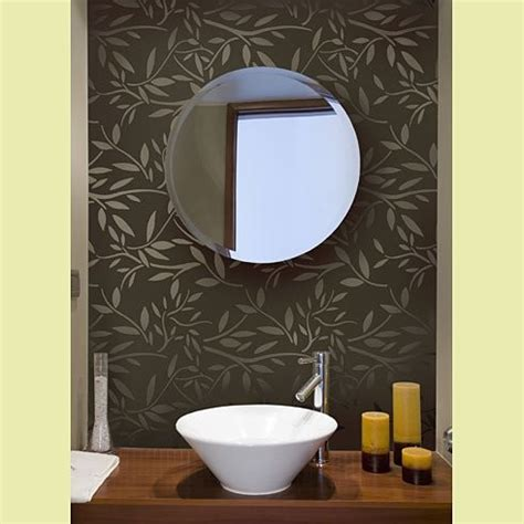 bathroom stencil ideas kathy peterson stencil line vines stencil contemporary