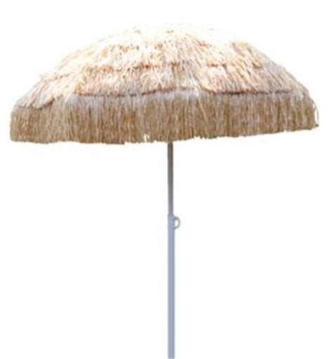 Tiki Umbrella Canada Thatch Palapa Umbrella 59in City Canada