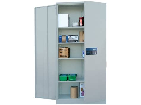 storage cabinet with electronic lock perfect cabinet with lock on steel storage cabinet with