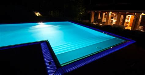 swimming pool led rope lights swimming pool