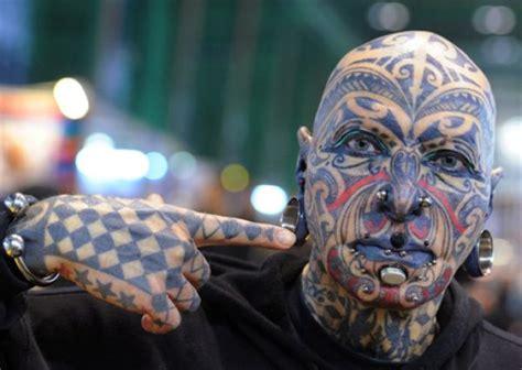 freaky venezuela tattoo show  pics izismilecom