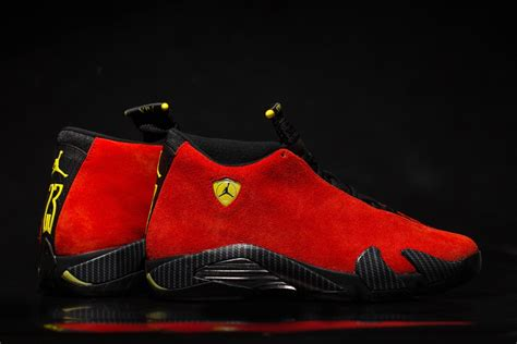 Jordan 14 Ferrari by Air Jordan 14 Quot Ferrari Quot Arriving At Retailers