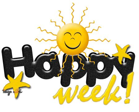happy week images magickal graphics days of the week comments