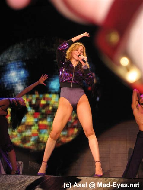 Nbc Special Wont Show Madonna On Cross by Confessions Tour Diary Madonna Tour Updates Show Details