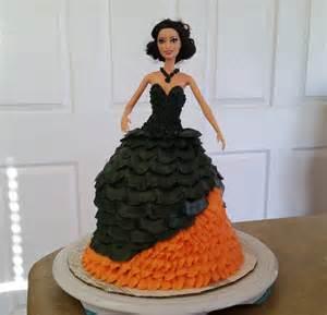 halloween theme barbie cake cake decorating youtube
