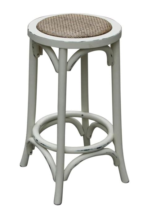 country kitchen stools new quot noosa quot oak wooden bistro country style white