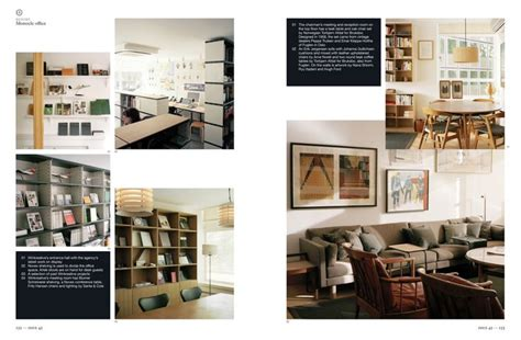 interior layout and furnishings crossword clue from monocle magazine magazine layout 雜誌設計 pinterest