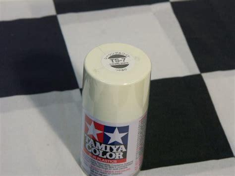 Paint Tamiya Ts 7 Racing White Spray Can tamiya paint