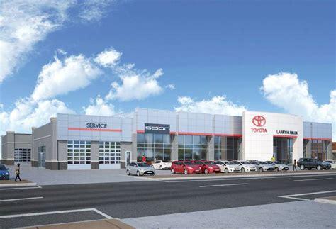 Toyota Dealership Spokane Larry H Miller To Remodel Downtown Spokane