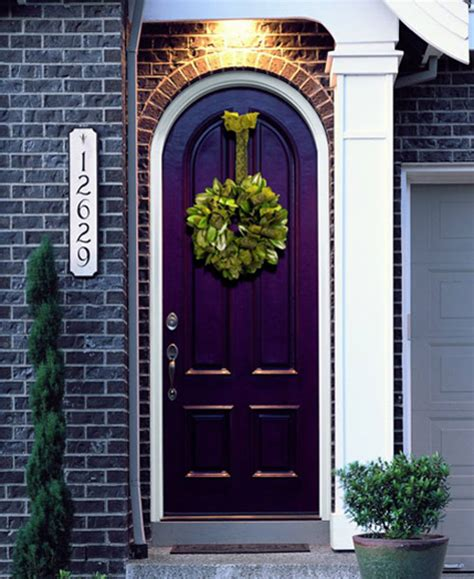 purple front door 8 fabulous colors for front doors for a stand out entry
