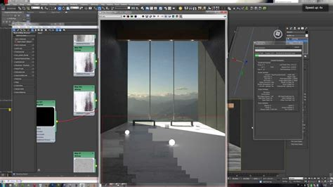3d Room Rendering Software tutorial 05 creating vray materials part 2 of 2 3ds
