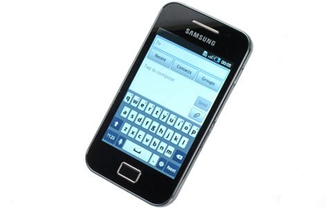 Samsung C1 Ace samsung galaxy ace review trusted reviews