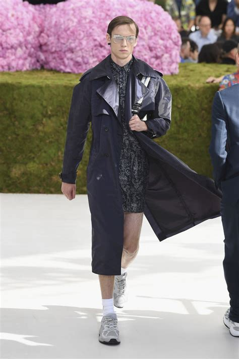 dior homme spring  menswear collection tom lorenzo