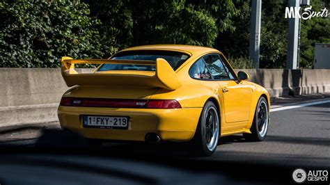 porsche sport 2016 porsche 993 rs clubsport 3 august 2016 autogespot