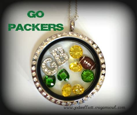Origami Owl Designer Care - green bay packers wedding ring green bay packers origami