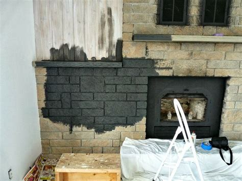 1000 ideas about painted rock fireplaces on