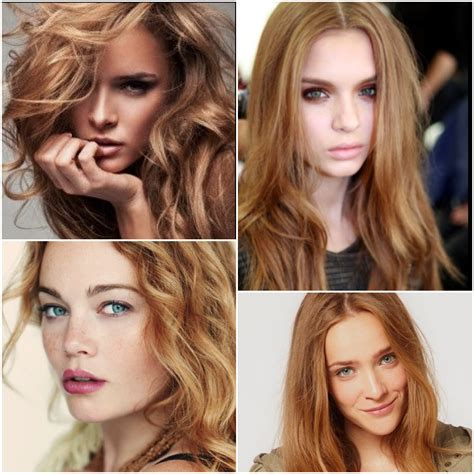 strawberry blonde hair color formula hair color copper kissed blonde formula on natural