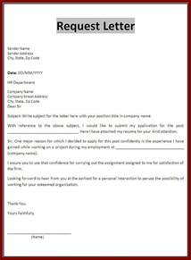 request letter sle request letter sle for allowance 28 images how to