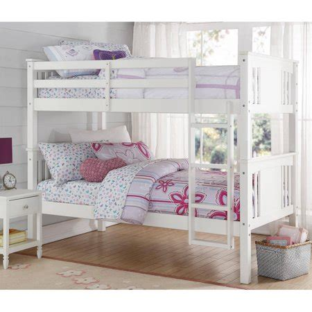 homes  gardens leighton twin  twin wood bunk