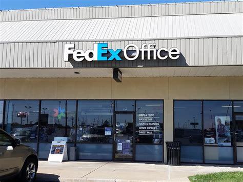 fedex office print ship center broken arrow ok 74011