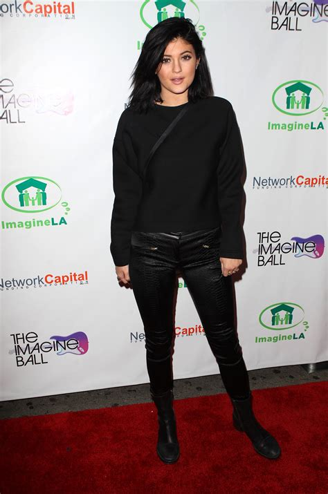 house of blues west hollywood kylie jenner the imagine ball at the house of blues in west hollywood 09 gotceleb