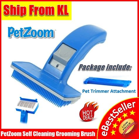 Pet Zoom Cat Grooming Brush Petzoom Trimmer Cats Limited 1 petzoom pet zoom and cats comb end 7 10 2019 11 26 am