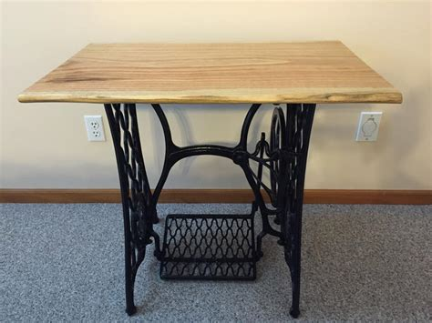 best sewing table project feature singer sewing machine table top lumber company