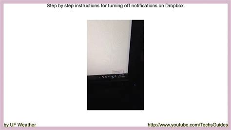 dropbox youtube channel how to turn off notifications on dropbox youtube
