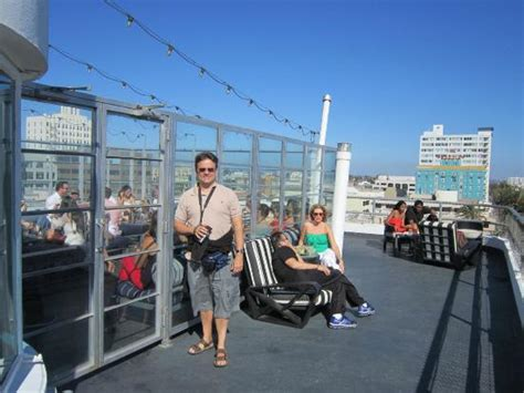 top bars in santa monica roof top bar and terrace picture of hotel shangri la