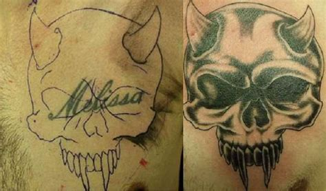 tattoo name cover ups designs tattoo cover ups cover up of a silly name tatoo