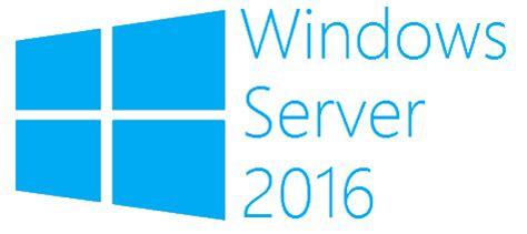Microsoft Windows Server windows server 2016