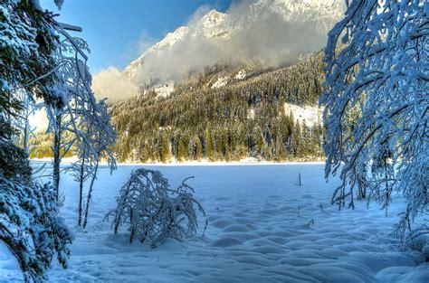 imagenes naturaleza invierno fondos de pantalla estaciones del a 241 o invierno monta 241 as