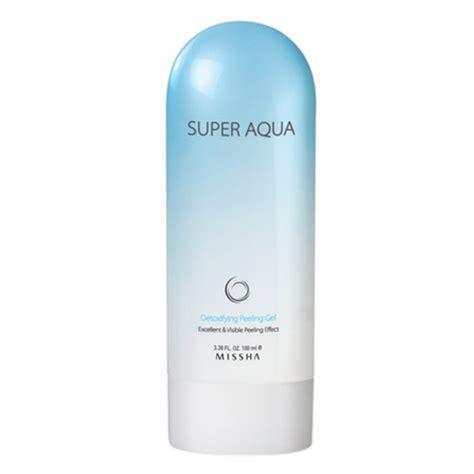 Harga Missha Aqua Detoxifying Peeling Gel missha skincare erxcity