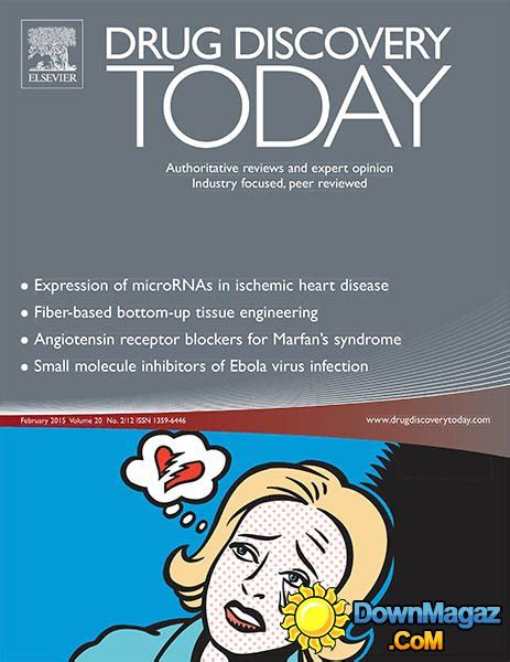 drug design discovery journal drug discovery today february 2015 187 download pdf