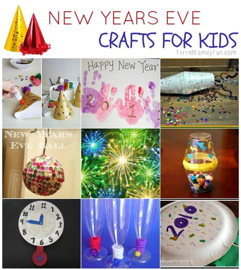 new years crafts for craft ideas pyssel