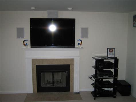ct  surround sound  tv mounted