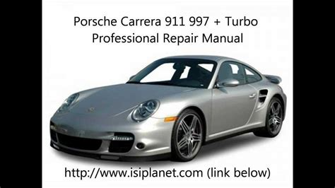 how to download repair manuals 2004 porsche 911 lane departure warning porsche carrera 911 997 repair manual quality tools youtube