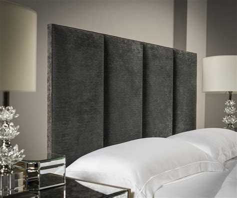 headboards fabric 4 panel upholstered headboard upholstered headboards fr