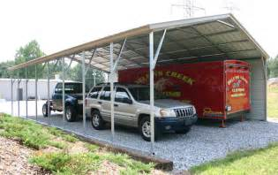 Steel Car Canopy Carport Canopy Metal Carports With Steel Framing