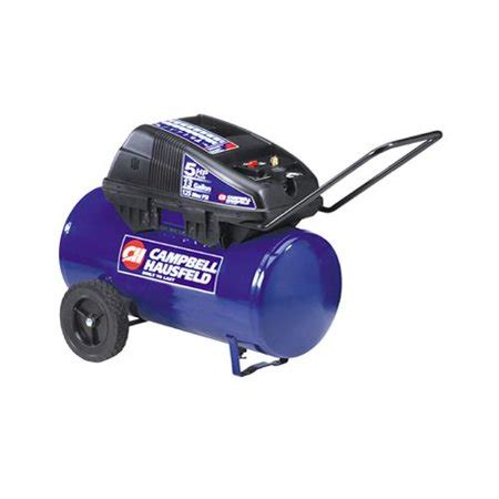 cbell hausfeld wl6501 13 gallon 1 7 hp direct drive portable air compressor walmart