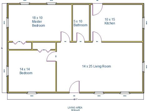 900 square foot floor plans 900 square foot house 1000 square foot house plans house